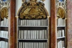 Klosterbibliothek (Detail)