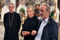 In der Basilika